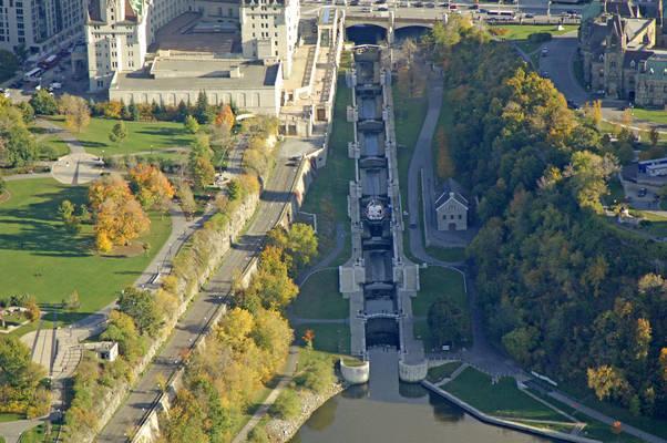 Rideau Canal Lock 2