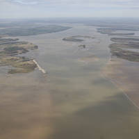 Lower Atchafalaya River Inlet