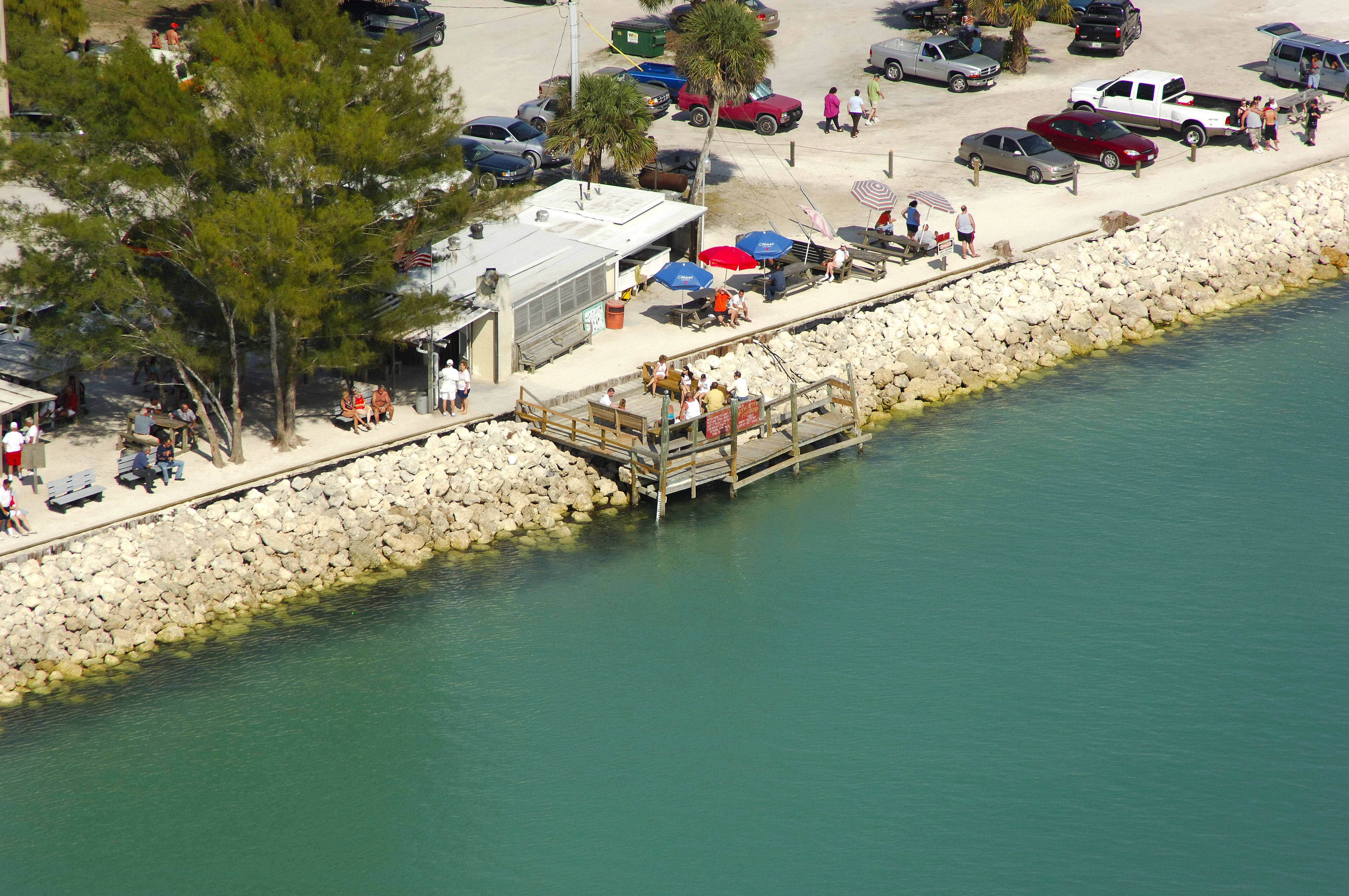 North jetty fish camp in venice fl united states for Florida fish camps