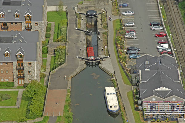 Royal Canal Lock 12