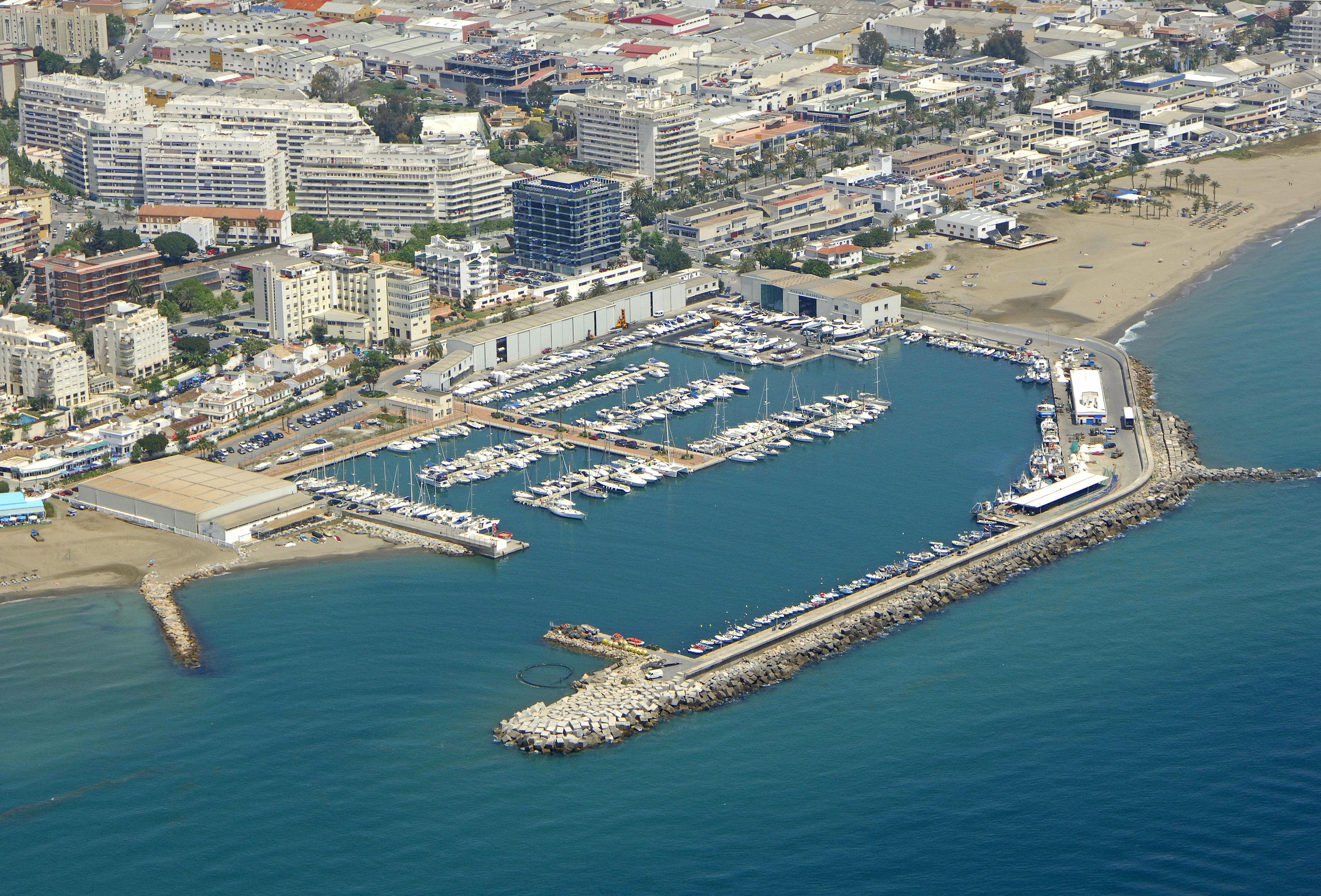 Znalezione obrazy dla zapytania marina marbella spain