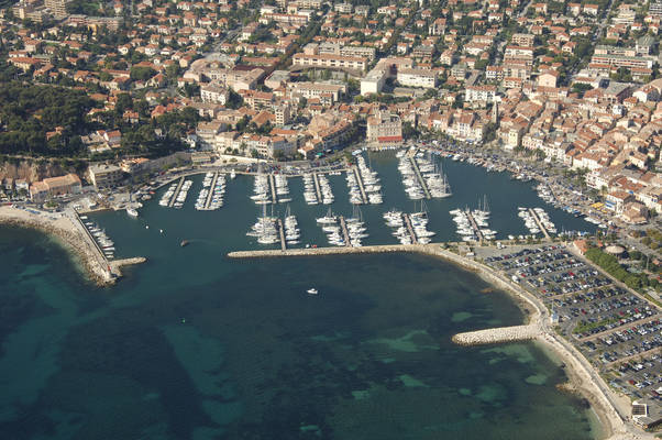 Sanary on the Sea Marina