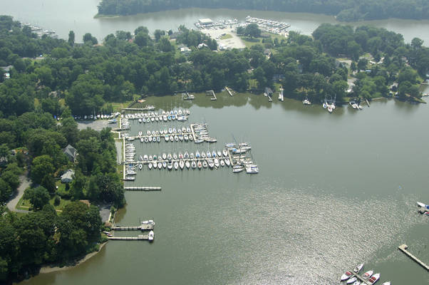 Holiday Hill Marina