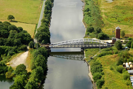 Moore Lane Swing Bridge