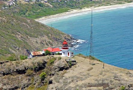Cape Moule A Chique Light