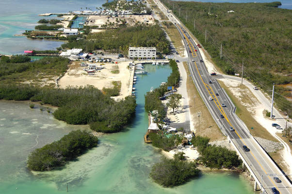 Snake Creek Marina Islamorada