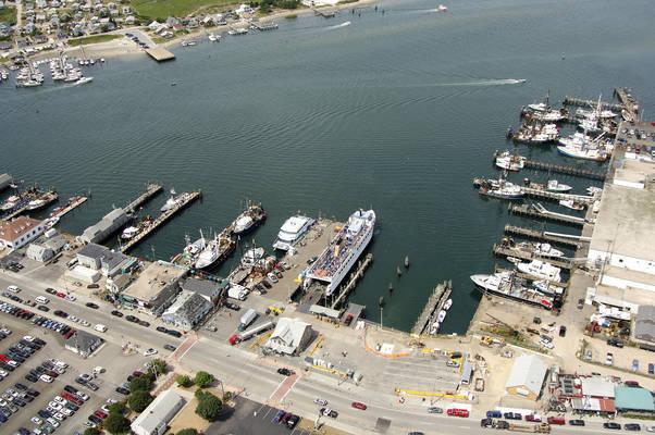 Rhode Island State Pier