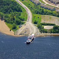 Gondola Point South Ferry