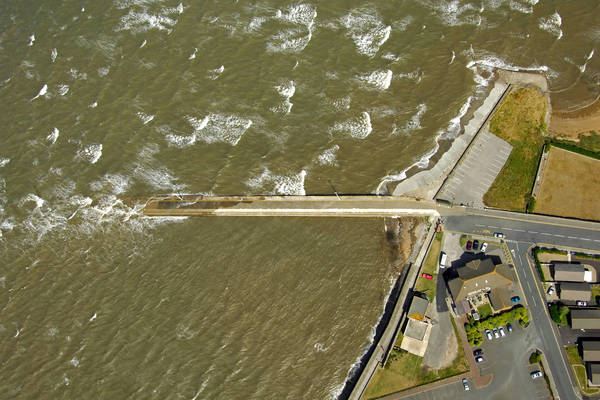 Knott End On Sea Ferry Pier