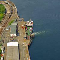 Caledonian MacBrayne HR Ltd. Ferry Terminal