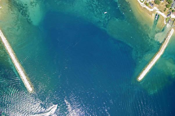 Mackinac Island Inlet