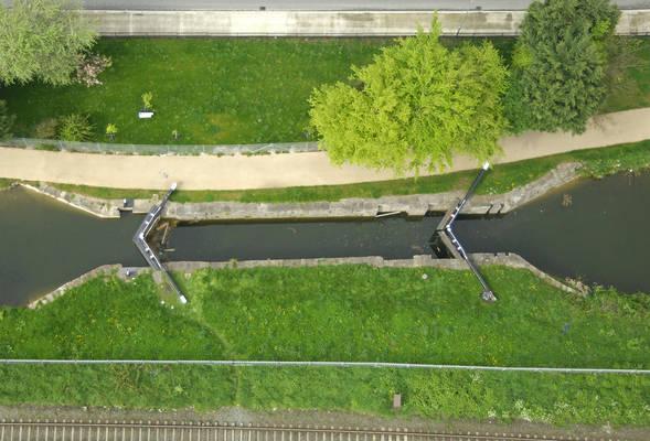 Royal Canal Lock 9