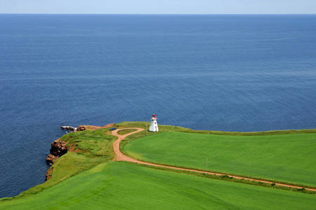 Cape Tryon Lighthouse