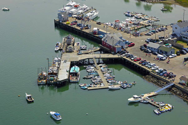 Plymouth Town Wharf and Moorings