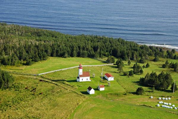 East Ironbound Island Lighthouse