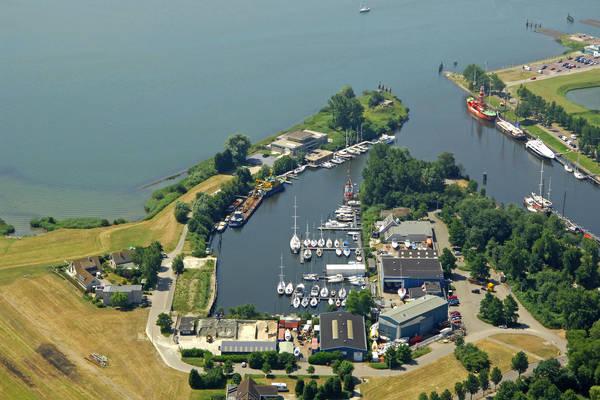 Tramhaven Yacht Harbour