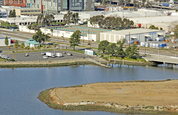 Port of Oakland Channel Estuary Park