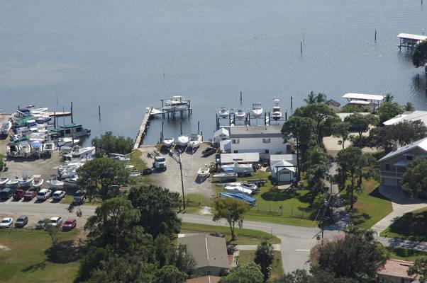 Coastal Ozona Marina formerly George's Marina