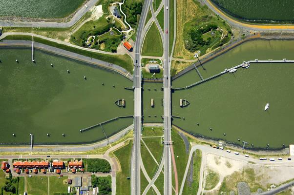 Kornwerderzand Bridge
