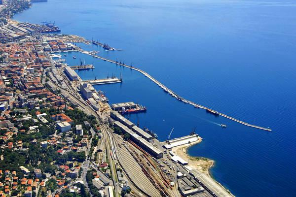 Rijeka Harbour