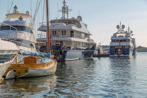 The Boston Yacht Haven