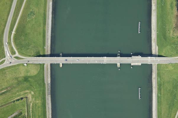 South Beveland Canal Postweg Bridge 2