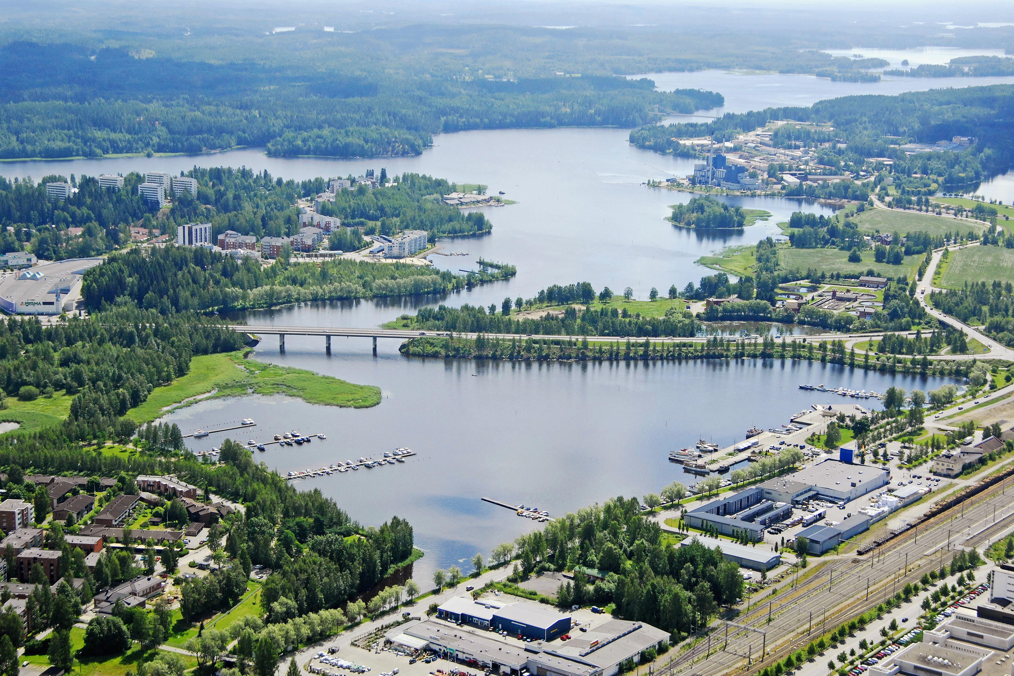Mikkeli Harbour in Mikkeli, Finland - harbor Reviews - Phone Number - Marinas.com