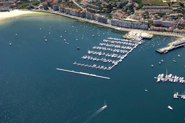 Puerto Deportivo De Baiona Marina
