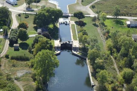 Trent River Lock 7