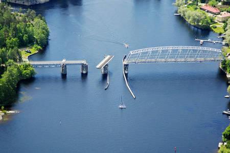 Savonlinna Kyron Salmi Bridge