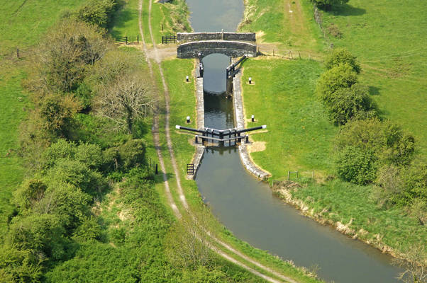 Royal Canal Lock 32