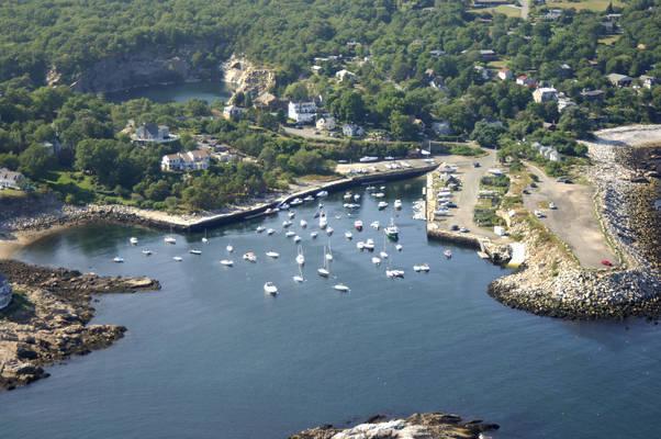 Granite Pier Ramp