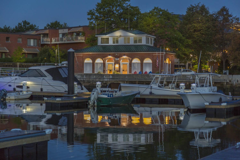 Charlestown Marina Boston Harbor Slip Dock Mooring