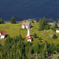 Mosher Island Lighthouse
