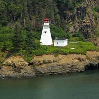 Cape Sharp Lighthouse