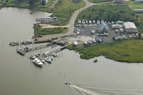 Deep Creek Marine Service
