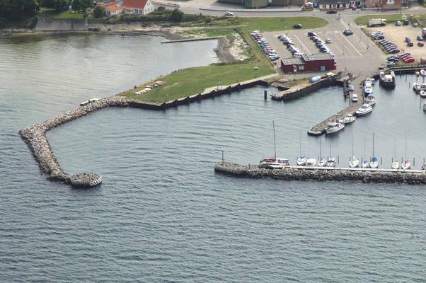 Havnso Havn Inlet