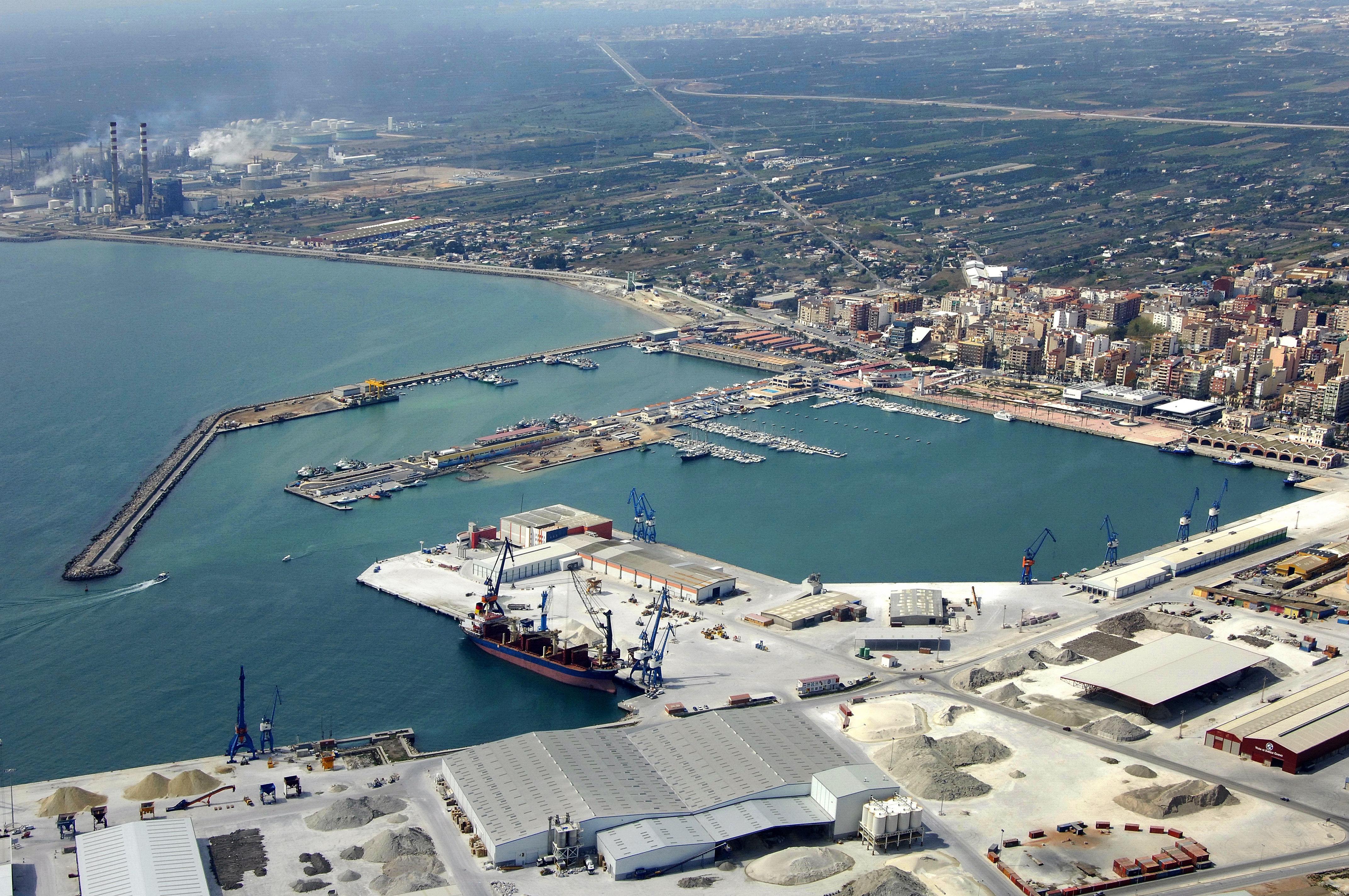 Castellon marina in castellon de la plana spain marina - Muebles en castellon dela plana ...