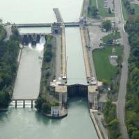 Welland Canal Lock 1