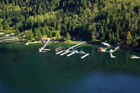 Stuart Island Community Dock