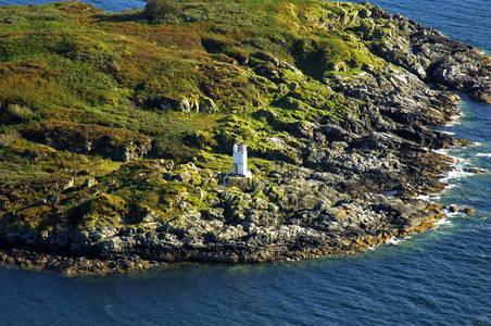 Sandaig New Lighthouse