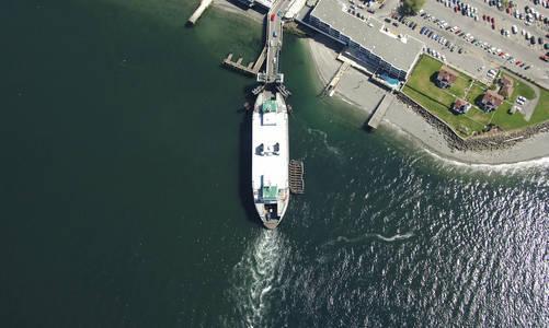 Mukilteo Ferry Dock