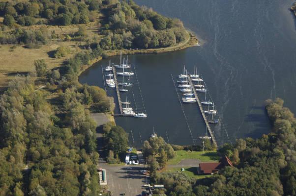 Hooksiel Boat Harbour