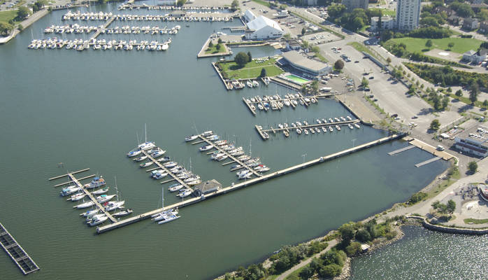 Harbour West Marina
