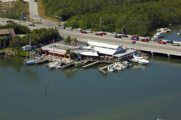 Channel Mark Marina and Restaurant