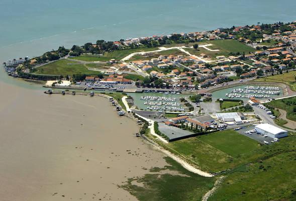 Meschers On the Gironde Marina