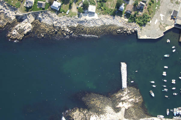 Pigeon Cove Harbor Inlet