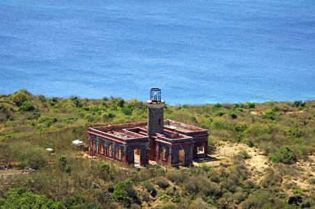 Culebrita Island Lighthouse