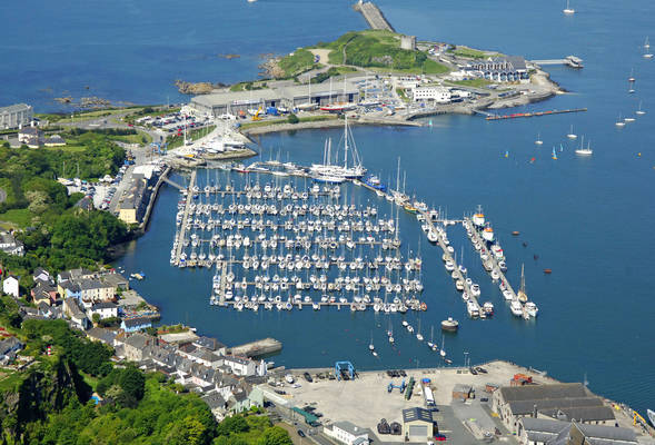 Plymouth Yacht Haven