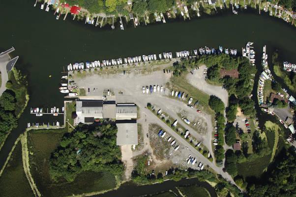Bootleggers Cove Marina